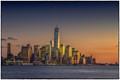 Manhattan's Sunset
