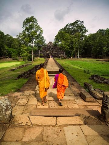 Angkor Wat complex- Cambodia