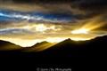 Sunbeams Over Waianae Mountains
