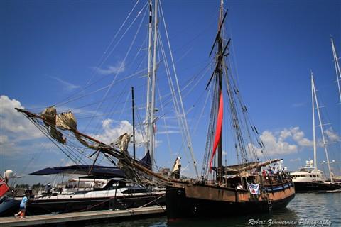 Tall Ship Newport 2012-1