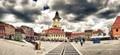 Brasov - Romania, City Hall Square