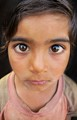 Little girl with big eyes, Rajasthan, India