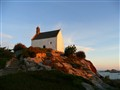 Chapel on the Rocks (Chapelle Ste-Barbe, Roscoff, France)