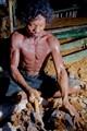 Lombok gold miner