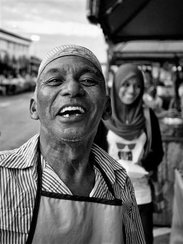 Ramadan - Street Hawker