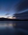 long exposure at dawn