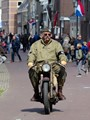 WWII liberation day 5th of May in the Netherlands