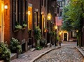 Acorn St, Boston, MA (USA)