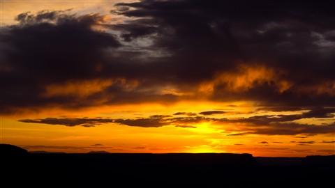 Sunset at Yavapai Point