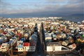 View from Hallgrímskirkja Church