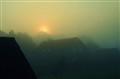 Sunrise in Westersander ,Ostfriesland