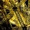 Details of Eiffel tower metallic structure