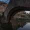 Small stone bridge over the Alzette