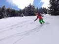 Powder day with my Daughter