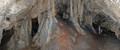 Dripstone in a Cretan cave