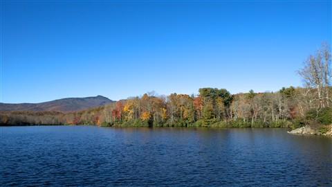 Price Lake Fall Color
