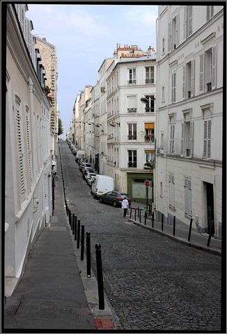 Silent Montmartre