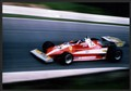 Ferrari Gilles Villeneuve Brands Hatch