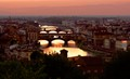 Golden water (Florence)
