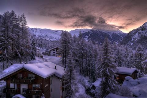 Zermatt-HDR 5