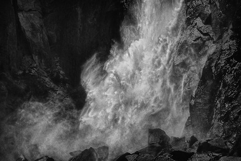 A walk with Ansel Adams In Yosemite