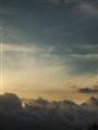 painterly sky
