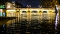 Paris flooded Seine river