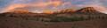Brachina east panorama
