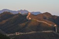 Evening on the Great Wall