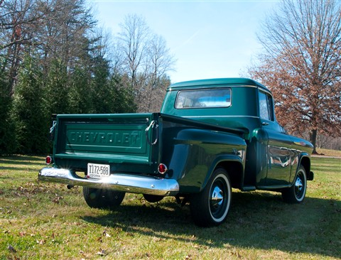 1957 Chev pick up web