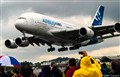 Low Pass at Farnborough 2012