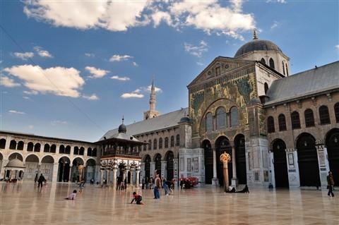 Umayyad Mosque Damascus_01