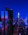 Blue Hour - Dubai