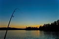 New Moon Fishing Back Lake NH