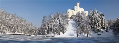 Castle Trakoscan / Dvorac Trakošćan