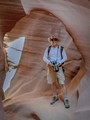 Self Portrait, Lower Antelope Canyon-9986