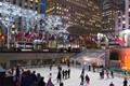 New York, Rockefeller Center, Christmas time