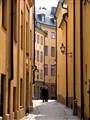 Stockholm's Gamla Stan (Old Town)