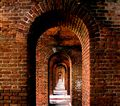 Arches Ft. Jefferson, Dry Tortugas FL