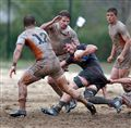 Rugby in the Mud