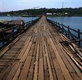 Longest wooden bridge in Thailand, Sankhlaburi