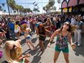 Dance Party at Venice Beach